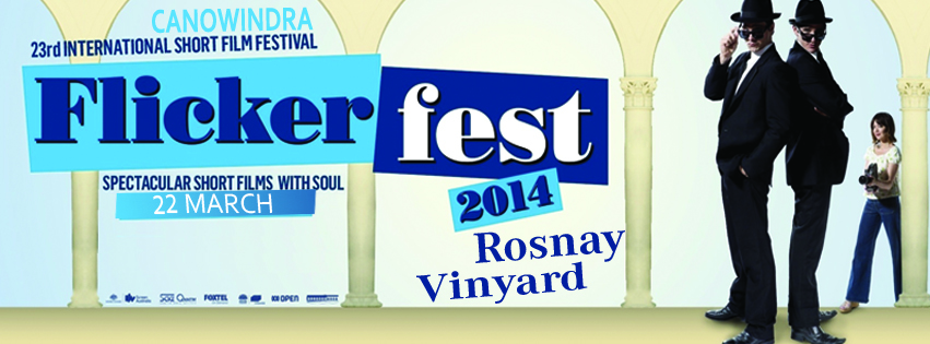 Flickerfest Cover Photo