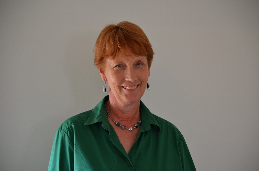 Lynne Russell - an local, inspiring and independent woman. International Women's Day is Saturday 8th March