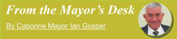 from the mayor