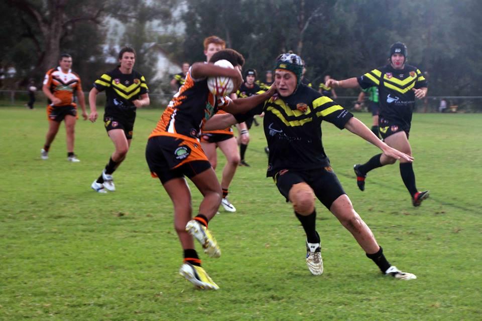 Ebann Malae - Youth Leagues Players Player