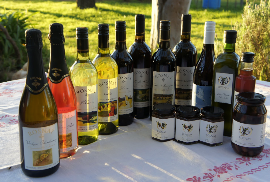 Rosnay Wine Companion Group