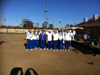 State Pennants Canowindra Bowls
