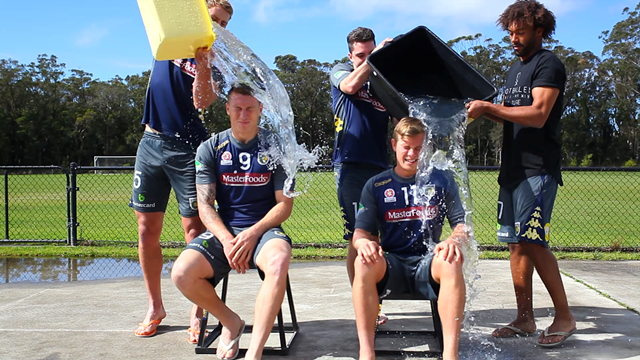 central coast mariners take the challenge