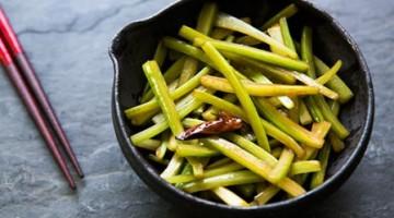 Recipe Of The Week…Celery Stir-Fry