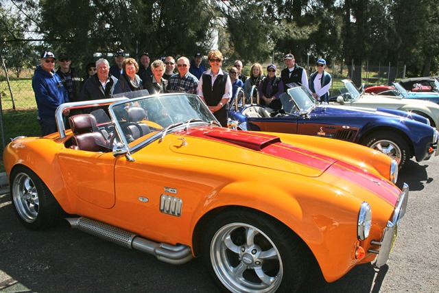 cobra car club