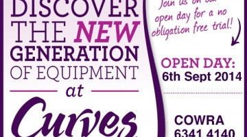 Whats On September…Next Generation Of Curves Has Arrived At Cowra