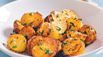 Recipe Of The Week…Paprika Chat Potatoes With Garlic Aioli