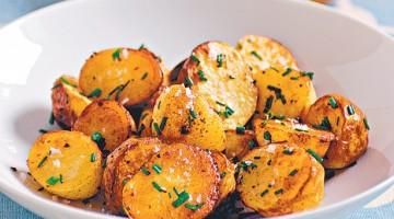 Recipe Of The Week…Paprika Chat Potatoes With Garlic Aioli