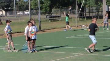 Junior Comp Tennis