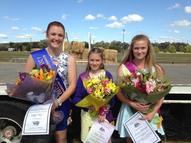 showgirl entrant winners