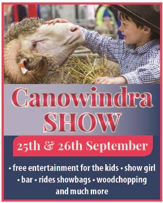 Canowindra Show Ad_030915