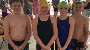 Canowindra Swimming Club Success at Recent Development Carnival