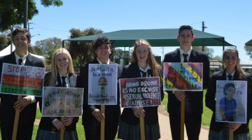 Canowindra Acknowledges White Ribbon Day