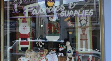 Have You Voted For The Best Window Decoration In Canowindra?