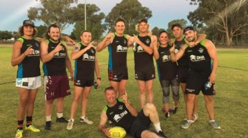 Touch Football Grand Final