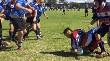 U13's Rugby