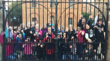 Students Explore Life Of Convicts
