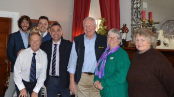 NSW Deputy Premier Visits Canowindra
