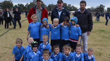 Canowindra Pythons Junior Rugby Union Gala Day