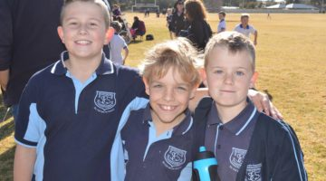 SOUTHERN REGION ATHLETICS CARNIVAL