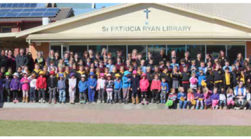 Canowindra Community Spirit Shown At Reading Day