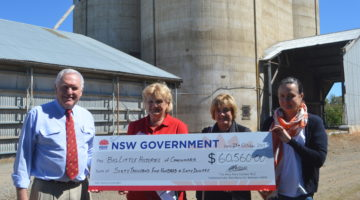 Heritage Grant Boost for Canowindra