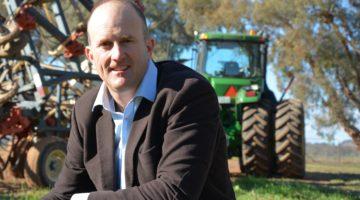 Local Farmer Awarded Nuffield Scholarship