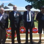 Canowindra Stops To Remember Fallen