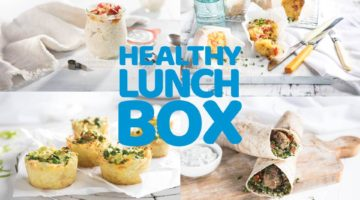 Healthy Lunch Box Website For Local Families Live Now!