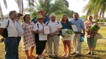 Locals Gather At Morris Park To Celebrate Australia Day