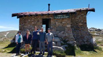 Canowindra High Students Tackle Australia's Highest Peak