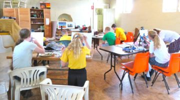 Arts Group Stages Kids Exhibition To Launch 2018 Creative Program
