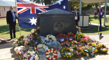 Spirit Of The ANZAC Lives On