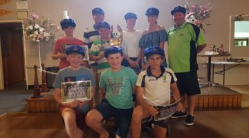 Junior Cricket Presenation