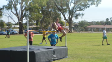 Be Seen… Canowindra High School Athletics Carnival