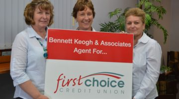 "First Choice ""Your Local"" Credit Union"