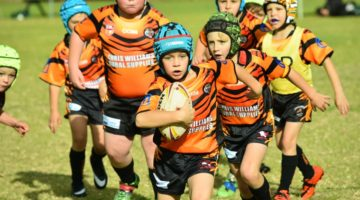Canowindra Tigers Juniors Say Thanks
