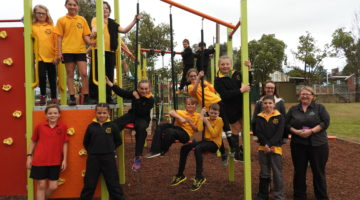 Shade On The Way For Canowindra Public School