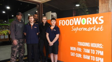 Foodworks Canowindra Celebrates Official Opening