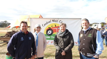 Rolling 24hr Tractorthon Success