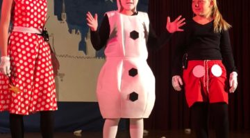 Students Shine In A Twisted Disney Tale