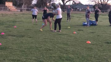 Canowindra Pythons Womens Rugby Team