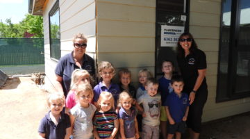 Grant Funding Delivers New Look Pre-School