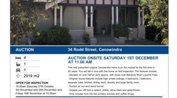34 Rodd St, Canowindra