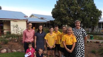 Generous Donation To Canowindra Public School