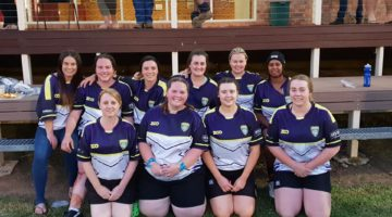 Canowindra Pythons Women's Rugby 7s