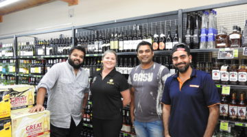 Taste Canowindra Bottler Now Open